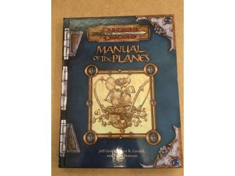 Manual of the Planes, Dungeons & Dragons