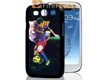 Galaxy S3(i9300)/Lionel Messi/3D mobilskal/mobilskydd - Solna - Galaxy S3(i9300)/Lionel Messi/3D mobilskal/mobilskydd - Solna