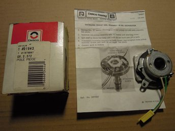 Spole fördelare Pick up coil Pole piece Gm 1976897 Cadillac Chevrolet GMC