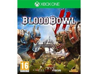 Blood Bowl II 2 Xbox One - Helt Nytt Fraktfritt - Stockholm - Blood Bowl II 2 Xbox One - Helt Nytt Fraktfritt - Stockholm