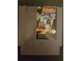 Back to the Future - NES - USA