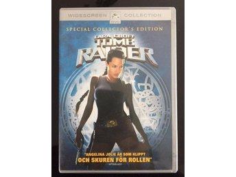 TOMB RAIDER special collectors edition - Stockholm - TOMB RAIDER special collector's edition - Stockholm