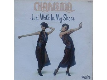 "Charisma And The Fantasy Orchestra title* Just Walk In My Shoes* Disco 7"" France"