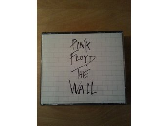 The wall, cd, Pink Floyd.