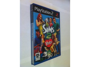 PS2: The Sims 2 Pets