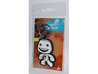 Little Big Planet Sack Boy Nyckelring Ny Se Hit!