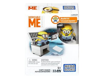 Mega Bloks Despicable Me Copy Chaos