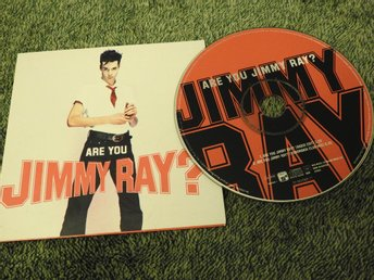 Are you Jimmy Ray? CD Singel 1997