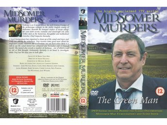 Midsomer Murders The Green Man 2003 DVD