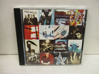 U2 - Achtung Baby - FINT SKICK!