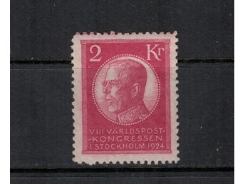 F 209 (*) 2 kr Kongress,