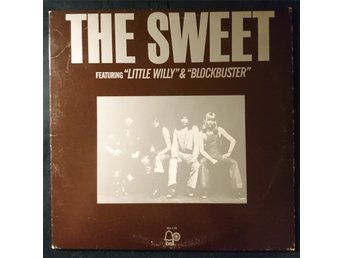THE SWEET  s/t   1973 compilation  US IMPORT