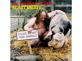 The Handsome Beasts -Beastiality cd NWOBHM album from 1981