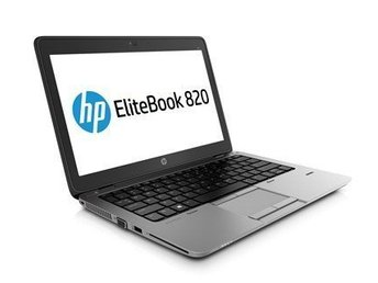 HP EliteBook 820 G1, Intel Core i5 2.50Ghz, 8GB DDR3L RAM, 120GB SSD 12.5""