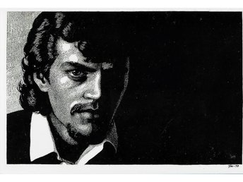 Tom Of Finland Robert Mapplethorpe 1979 Touko Laaksonen (1920 - 1991)  Vykort