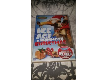 Ice Age - A mammoth christmas DVD (2011) .. Svenskt tal