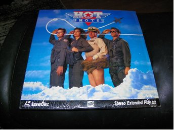 Hot shots!  - 1st  Laserdisc