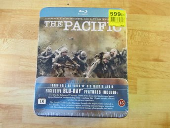 The pacific steelbook blu-ray.Ny 6-disc