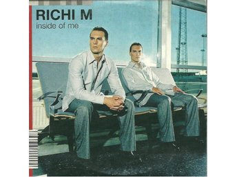 Richi M - Inside of me - 3 versions
