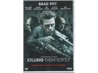 KILLING THEM SOFTLY - BRAD PITT  ( SVENSKT TEXT )