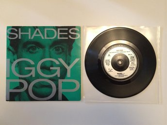 "Iggy Pop - Shades 7"" singel"