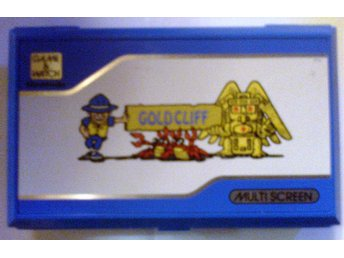 Game & watch Gold cliff