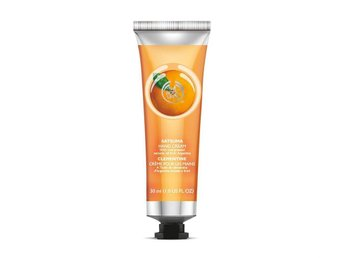 NY The Body Shop Satsuma Hand Cream * Handkräm HELT NY oöppnad * Samfraktar! =)
