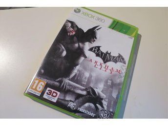 Batman Arkham City till XBOX 360