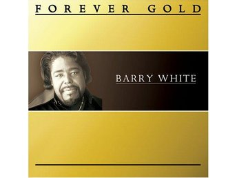 Forever Gold: Barry White - 2007 - CD - NEW
