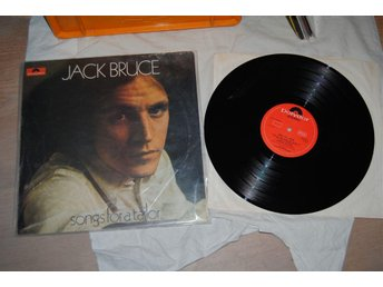 Vinyl: Jack Bruce: Songs For A Tailor