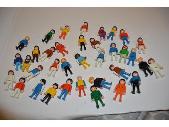 Playmobil figurer