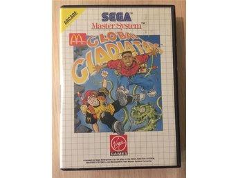 Global Gladiators - Sega Master System - Varberg - Global Gladiators - Sega Master System - Varberg