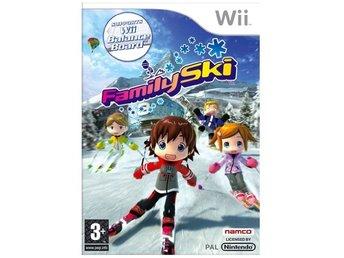 Family Ski - Nintendo Wii - Varberg - Family Ski - Nintendo Wii - Varberg