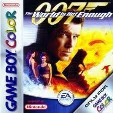 007 The World is not Enough - Gameboy Color