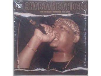 Shabaam Sahdeeq title* Are You Ready / Concrete* Hip Hop US 12""