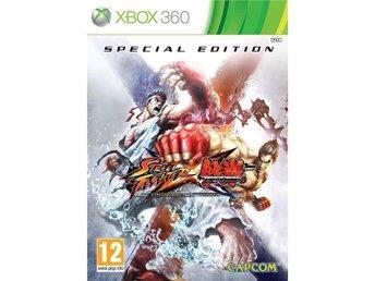 Street Fighter X Tekken - Special Edition - nytt Xbox360 - Kiruna - Street Fighter X Tekken - Special Edition - nytt Xbox360 - Kiruna