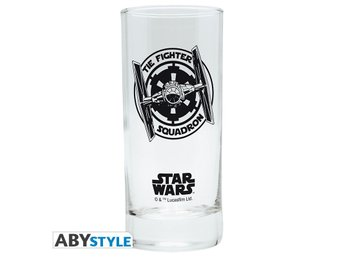 Glas - Star Wars - Tie-Fighter