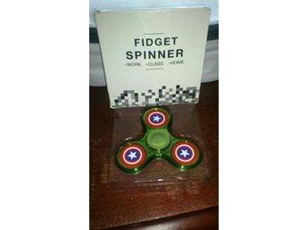 Fidget Spinner Metal Klassisk nybörjar spinner - Sundsvall - Fidget Spinner Metal Klassisk nybörjar spinner - Sundsvall