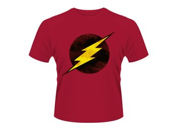 DC ORIGINALS FLASH LOGO T-Shirt - Large