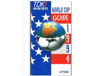 VM 1994: WORLD CUP GUIDE 1994 - TDK