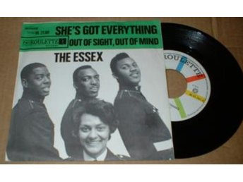 "THE ESSEX SHE''S GOT EVERYTHING 7"" Vinyl"