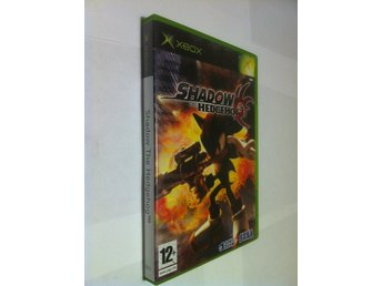 Xbox: Shadow the Hedgehog