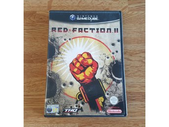 Red Faction II - Komplett - GameCube