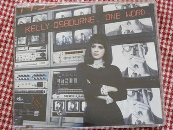 (PROMO) Kelly Osbourne - One Word CD Single 2005