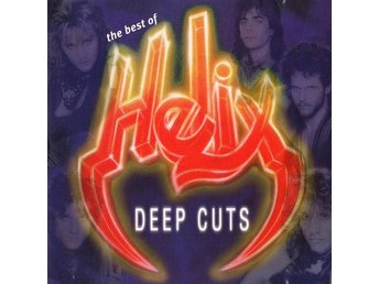 CD -Helix ‎– The Best Of Helix - Deep Cuts