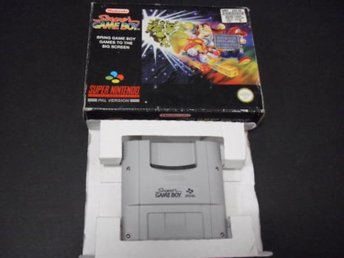 Super Gameboy - Super Nintendo