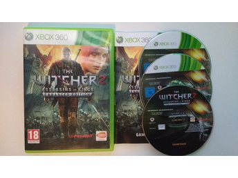 Xbox 360: The Witcher 2 II Enhanced Edition