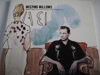 WEEPING WILLOWS True to you CD MAXI DIGIPACK TOPPSKICK MAGNUS CARLSON
