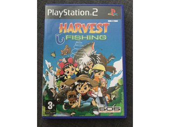 Harvest fishing Playstation 2