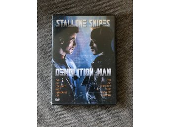 Demolition Man (Sylvester Stallone)